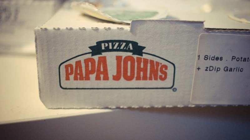 Papa John's Premium Hawaiian