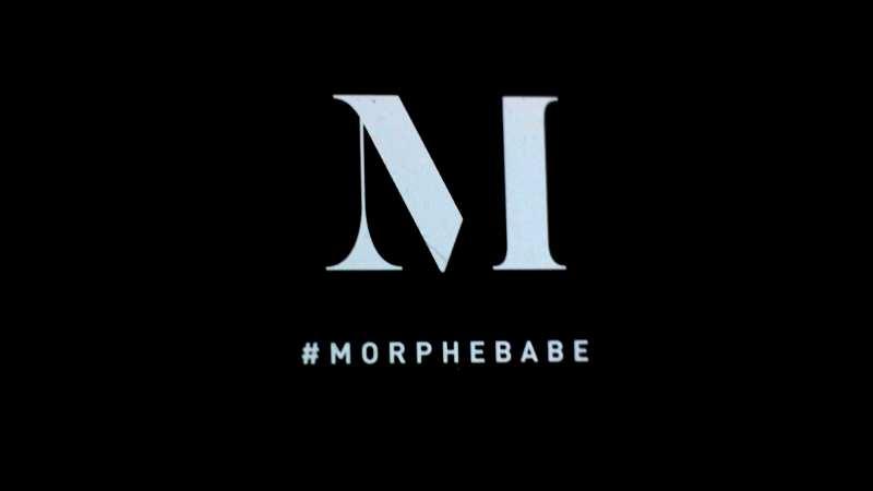 Morphe 35M Boss Mood Eyeshadow Palette Review