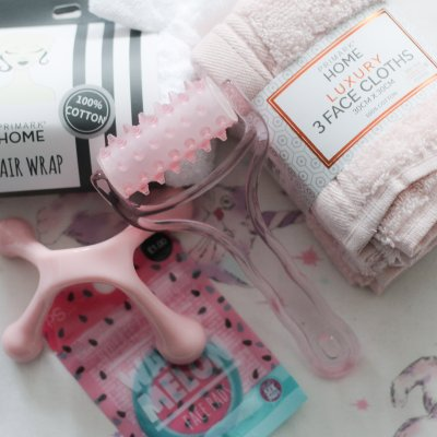 Budget Basic Pamper Kit Ft. Primark