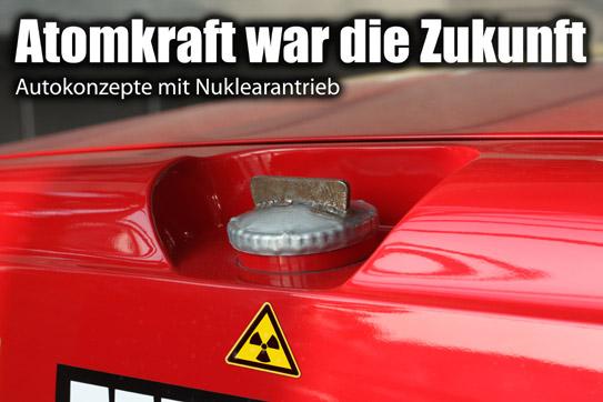 Atomkraft war die Zukunft