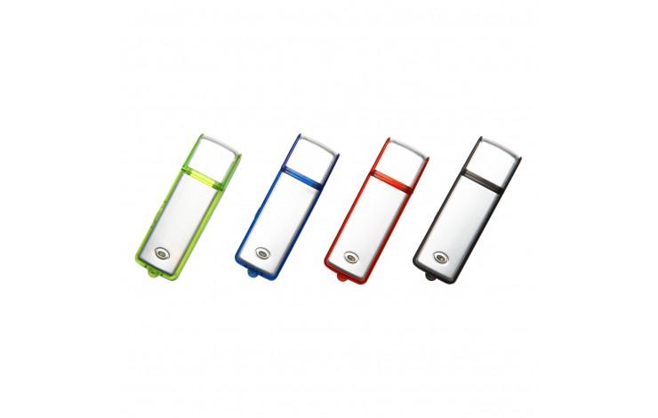 Promotional Classic Aluminium USB, Personalised by MoJo