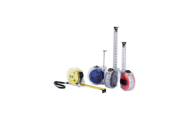 Promotional Metric/Imperial 5m Tape Measure, Personalised