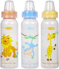 Get This Evenflo Zoo Friends Bottle Pegable 8oz with ...