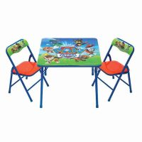 Koh's: Paw Patrol Activity Table & Chair Set Only $10.88