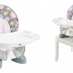 Fisher Price Spacesaver High Chair Cover Hire West Yorkshire Seat Pad Just 16 99 Make Sure Your Baby Is Comfy While Eating