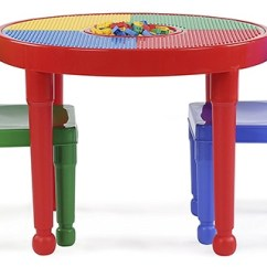 Activity Table And Chair Set Covering A Wingback Tot Tutors Kids 2 In 1 Plastic Just