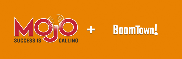Mojo Dialer and Boomtown Integrate