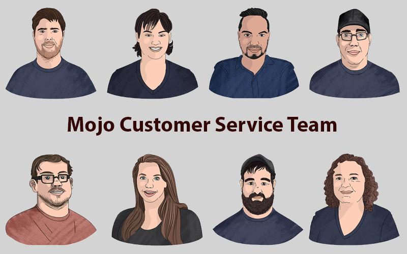 Mojo Dialer support team