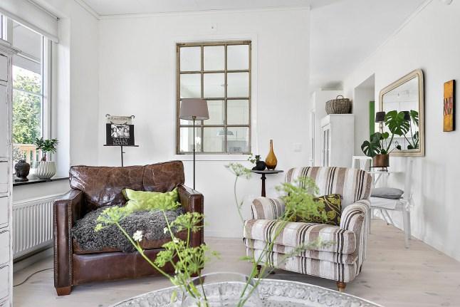 Retro namještaj za romantičan izgled stana