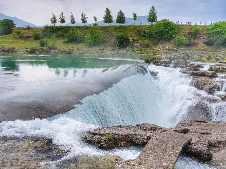 Nijagarini vodopadi - Podgorica