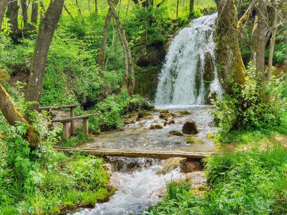 Vodopad - Taorska vrela