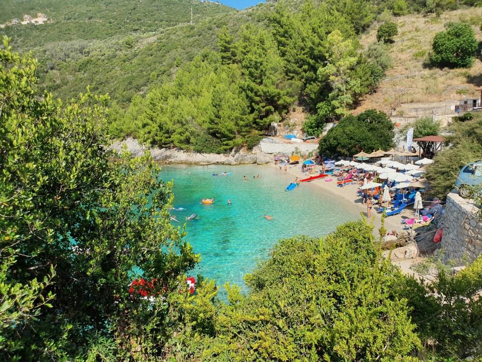 Afteli plaža