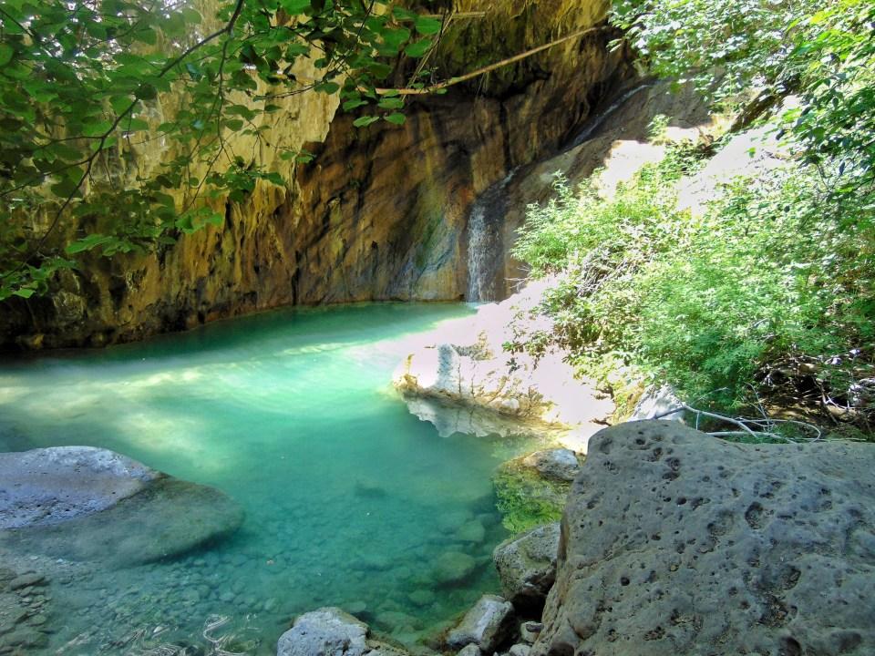 Vodopadi na reci Dimisoari