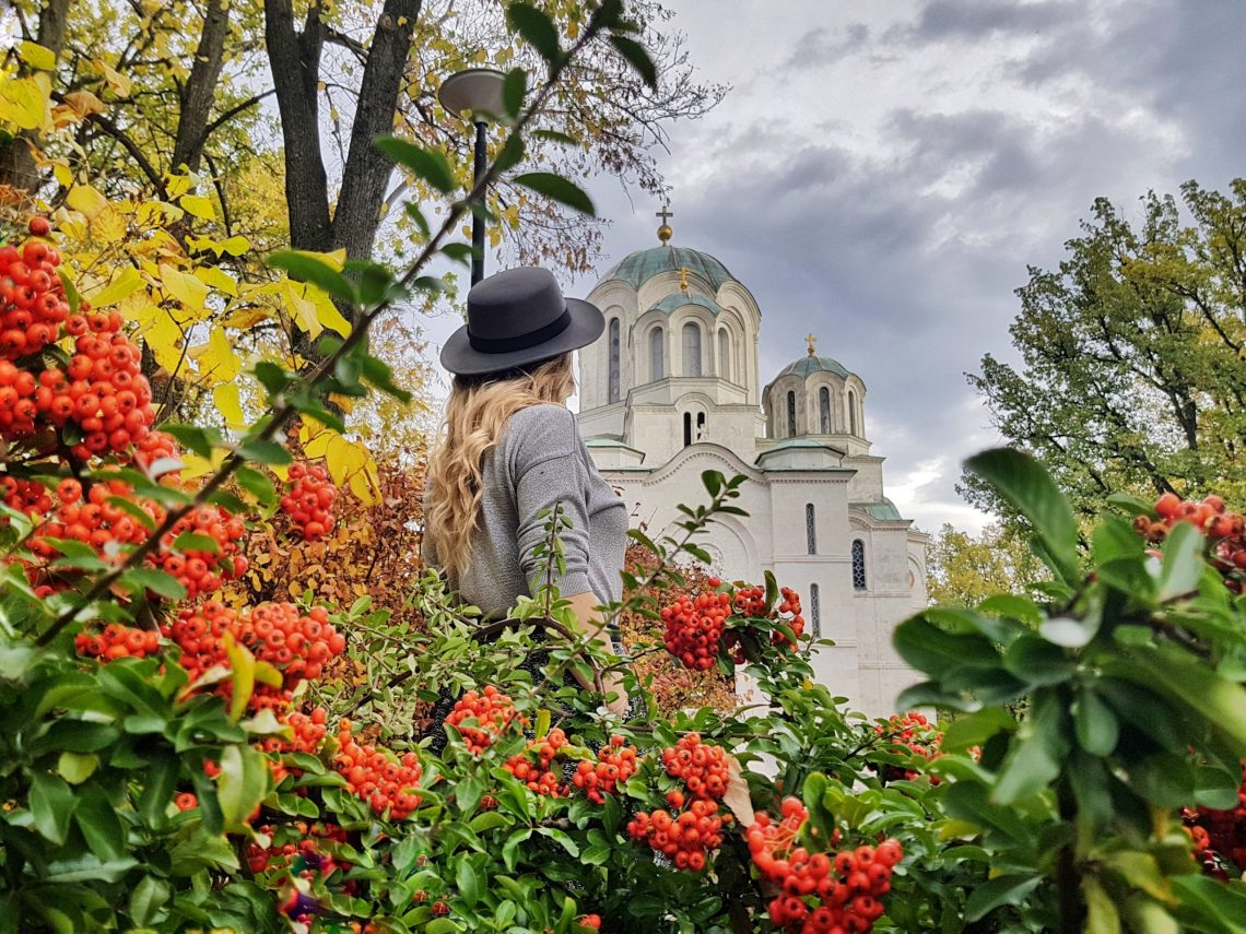 Oplenac - crkva svetog Marka