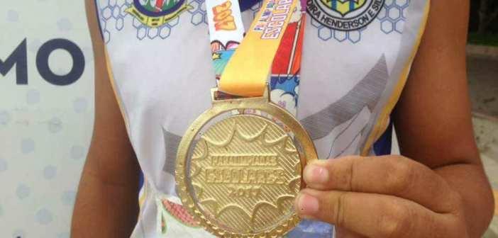 Alunos das Escolas Municipais de Moju ganham medalhas de ouro, prata e bronze em Paralimpíada Nacional