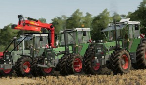 Fendt Favorit 611-615 LSA