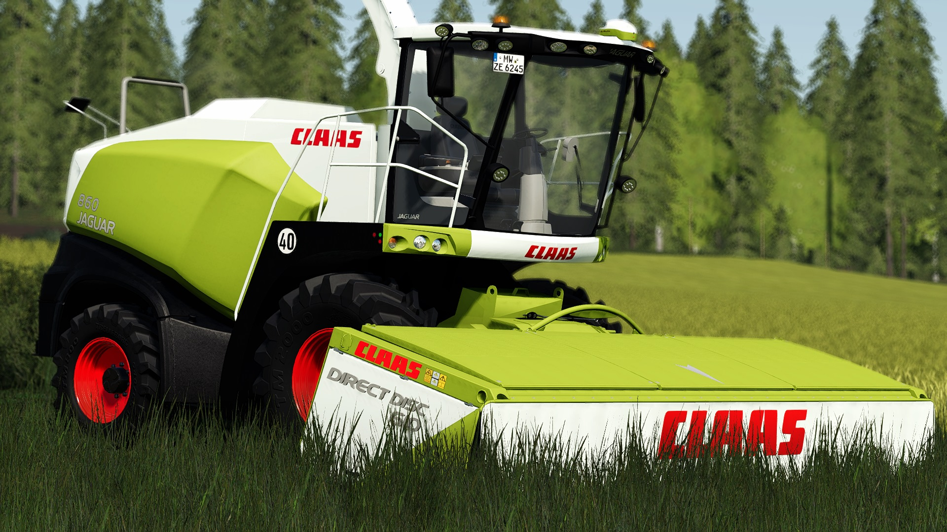 Read more about the article Claas Jaguar 800 Pack