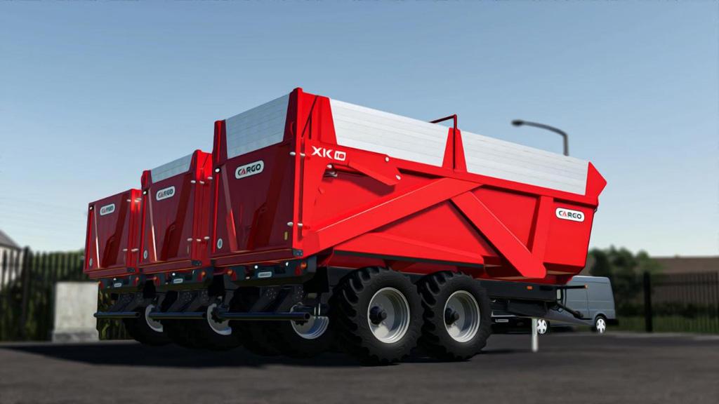 Cargo XK18