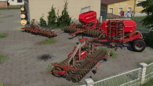 Horsch Pronto 6AS / Maestro 8RC