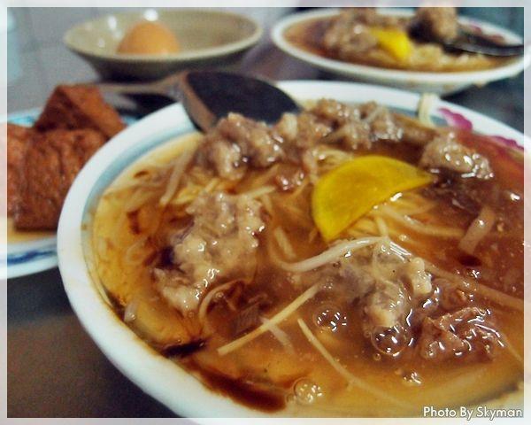 [食記]臺中-正老牌香菇肉羹(臺中後火車站) | MokaFun