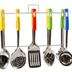 Cheap Kitchen Utensils Backslash For Wholesale Handbags Kt 3070 Set 5 Piece Stainless Steel