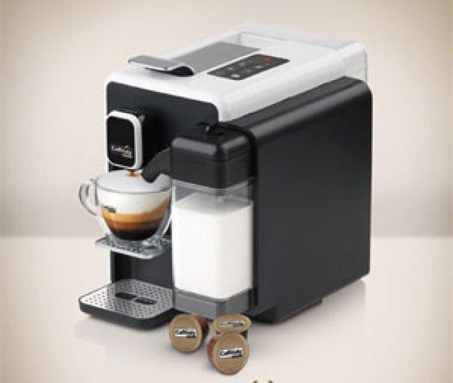 New Caffitaly Bianca S22 Capsule System Espresso Coffee Machine