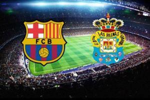 موعد مباراة برشلونة ولاس بالماس اليوم السبت 14_1_2017 والقنوات الناقلة لمباراة برشلونة اليوم