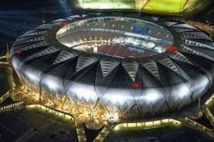 رسمياً.. الاتحاد الاسيوي يعلن إقامة مباراة السعودية والعراق في هذا الملعب