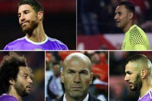 5 أخطاء كانت سبب في خسارة ريال مدريد أمام إشبيلية.. تعرف عليها