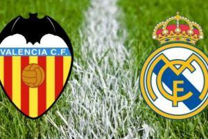 موعد مباراة ريال مدريد المؤجلة ضد فالنسيا في الدوري الإسباني