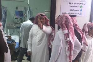 سبب إصابة 114 شخصا بالتسمم في محافظة تربة (صور)