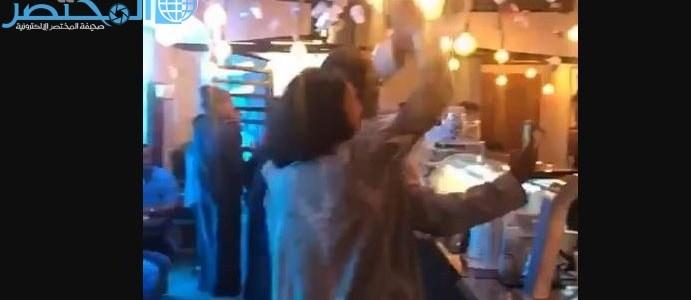 ضبط حفل مختلط بمقهى شهير في حي الحمراء بجدة