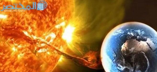 العاصفة الشمسية التي حدثت عام 1859 حادثة كارينغتون
