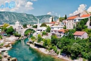 السياحة في البوسنة المسافرون العرب تكلفة تأشيرة