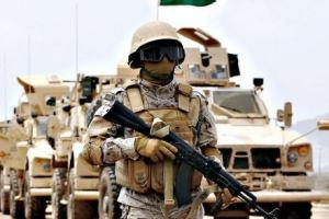 كم عدد الجيش السعودي حالياً
