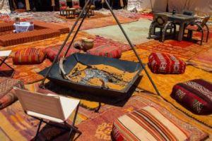 أفضل أماكن التخييم في دبي