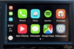 كيفية تشغيل الايفون على السيارة بدون كيبل car play