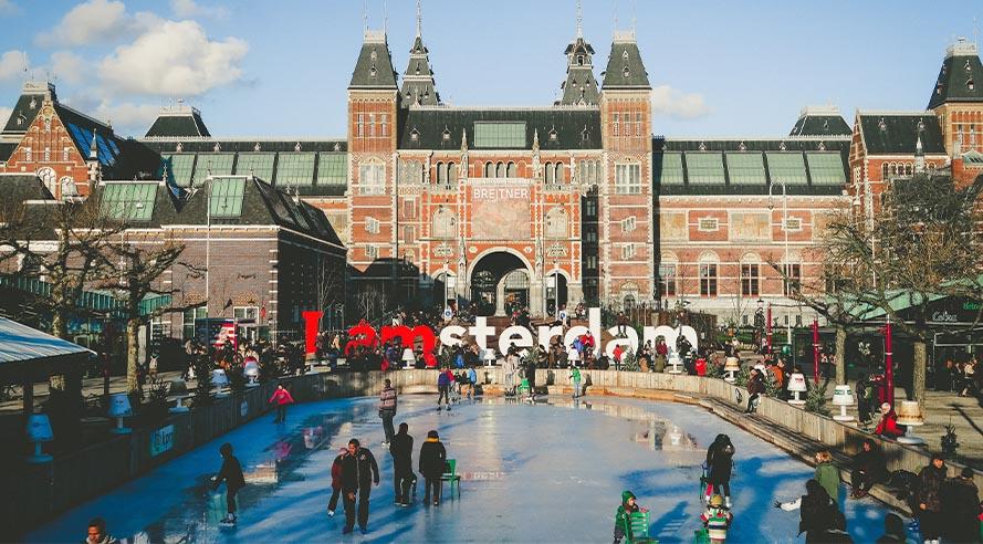 De leukste kerstmarkten van Amsterdam!