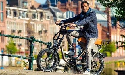 De Amsterdamse tweezits e-bike doppio: a way of life!