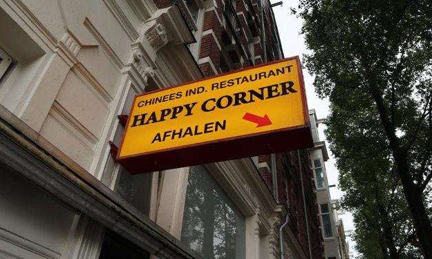Happy Corner: de lekkerste Chinees van Amsterdam!