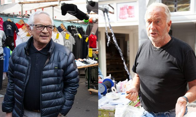 Reportage | Amsterdamse marktkoopmannen