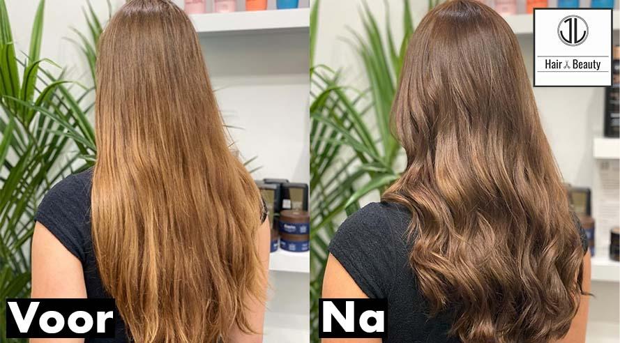 Bij JL Hair & Beauty ga je helemaal fris en zelfverzekerd over straat