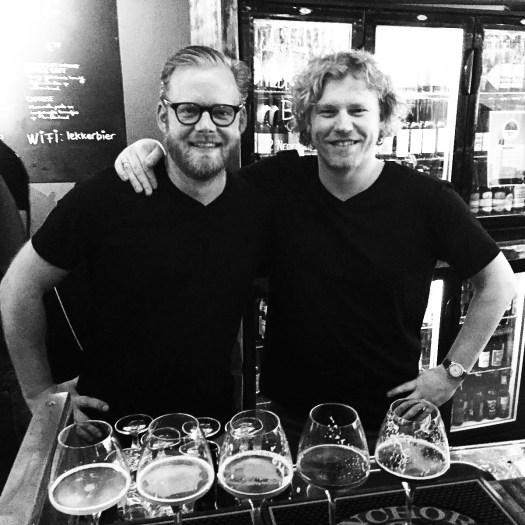 Mokums Mout - Meet the brewers