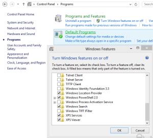 Desactivar Servicio de Localización de Windows 8