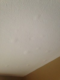 Fix Water Bubble In Ceiling | www.energywarden.net