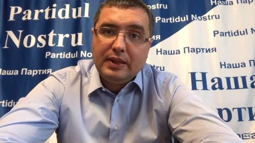 Renato Usatîi resigns from the position of Bălți mayor - Moldova.org