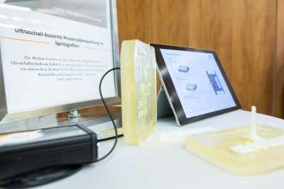 Edison Stand Sensorik Moldsonics edison