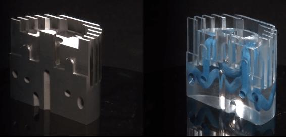 Máy in 3D kim loại chính xác