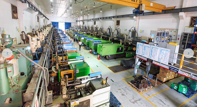 gia công ép nhựa giá rẻ tại Bình Dương   Plastic Injection Molding Factory at Binh Duong