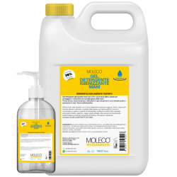 Moleco Gel Detergente Igienizzante Mani